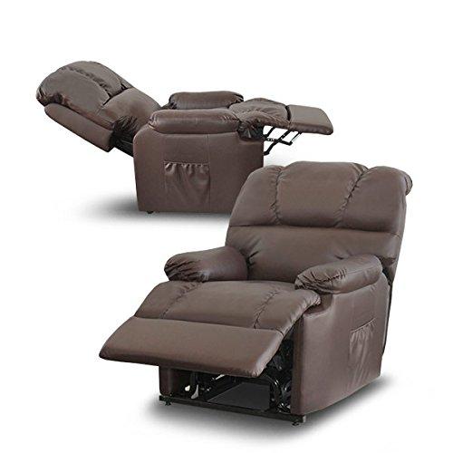 sillon reclinable con masajes
