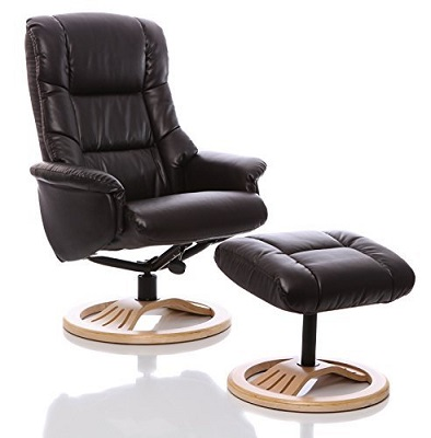 sillon reclinable con reposapies barato online