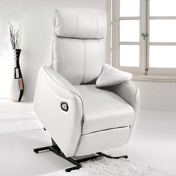 sillon relax blanco comprar online