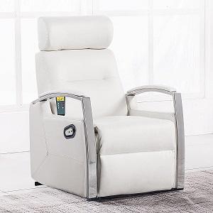 sillon relax masaje blanco comprar online