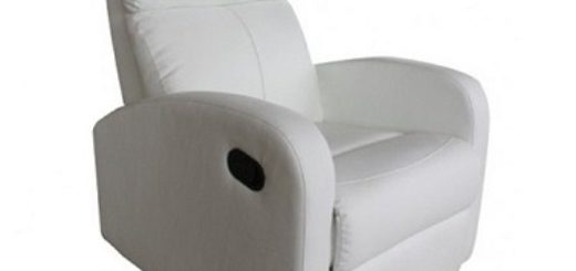 sillon relax blanco due home comprar barato online