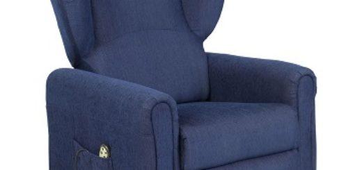 sillon relax azul comprar online