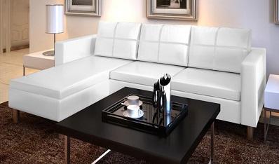 sofas de piel baratos comprar online
