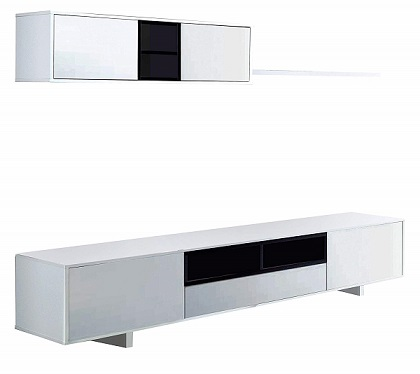 Mueble comedor moderno blanco habitdesign precio m s barato sill n de relax - Mueble comedor barato ...