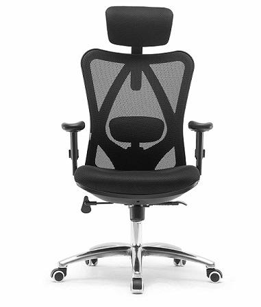 comprar silla de oficina sihoo precio barato
