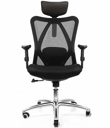 🥇 Silla de oficina Mfavour Precio Barato Online | Sillón de Relax