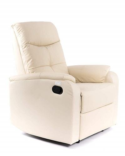 comprar sillon imperial confort blanco precio barato online