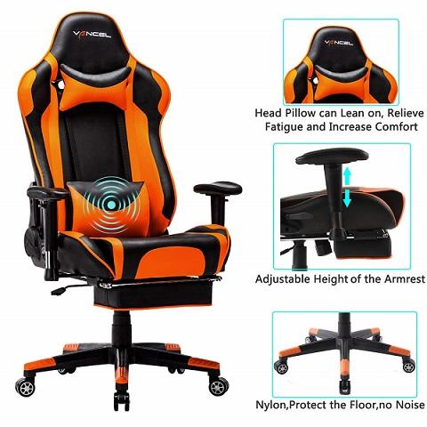 comprar silla gaming eavancel precio barato online
