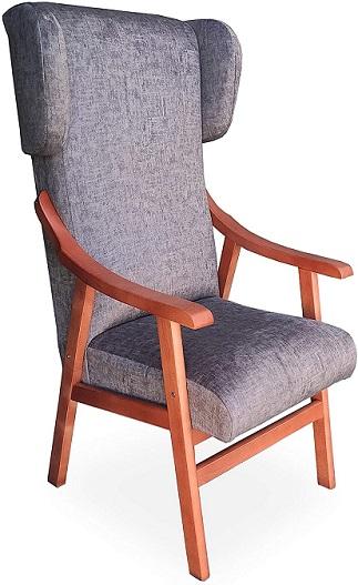 comprar silla con brazos apoyacabezas precio barato online