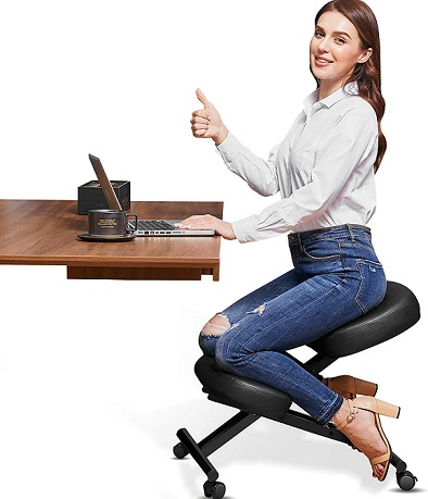 comprar silla ergonomica de rodillas precio barato online