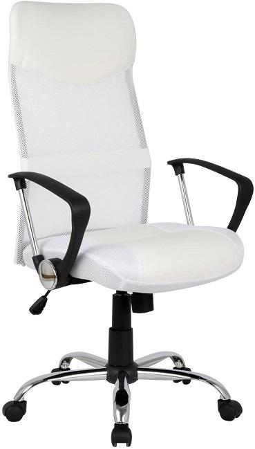 comprar silla escritorio blanca precio barato online