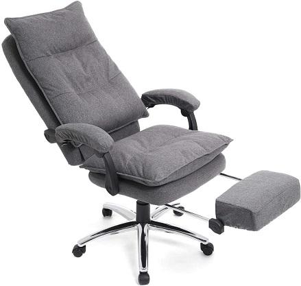 comprar silla oficina con asiento expandido precio barato