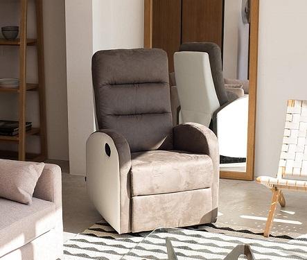 comprar sillon reclinable diseño precio barato online