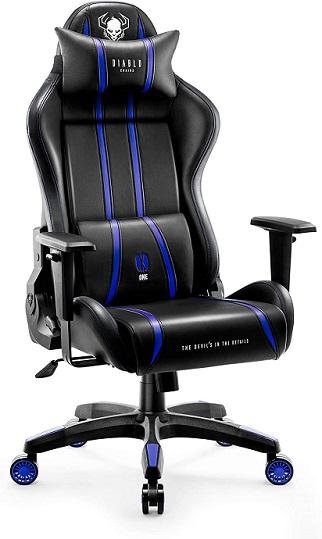 comprar silla diablo azul precio barato online chollo