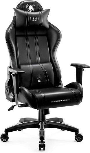 comprar silla diablo negra precio barato online