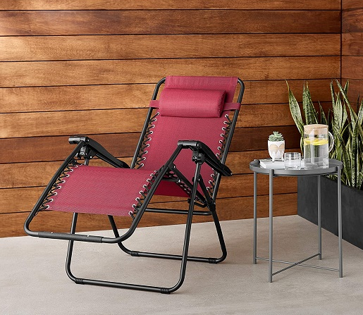 comprar silla acolchada garvedad cero