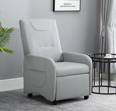 comprar sillon relax homcom reclinable barato online