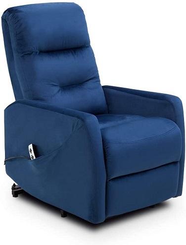 comparr sillon relax terciopelo precio barato online