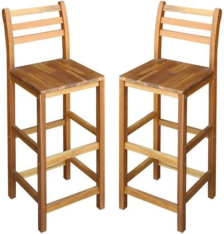 comprar taburetes de bar de madera precio barato online