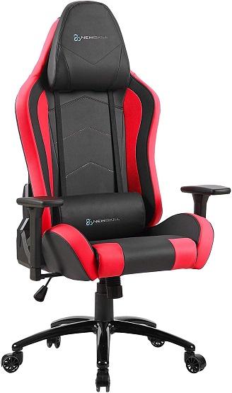 comprar silla gaming newskill roja precio barato online