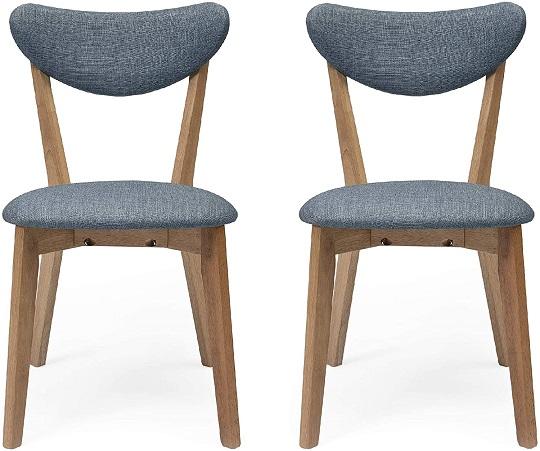 comprar sillas comedor azul precio barato online