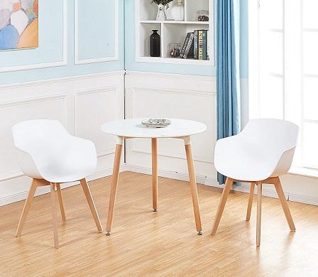 comprar sillon nordico blanco precio barato online