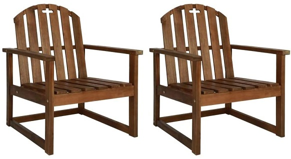 comprar sillones de madera rusticos precio barato online