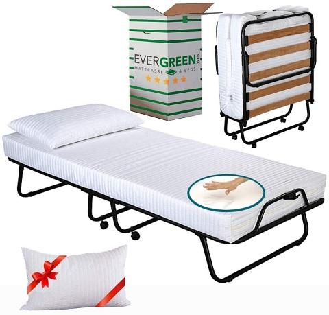 comprar cama plegable 80x190 precio barato online