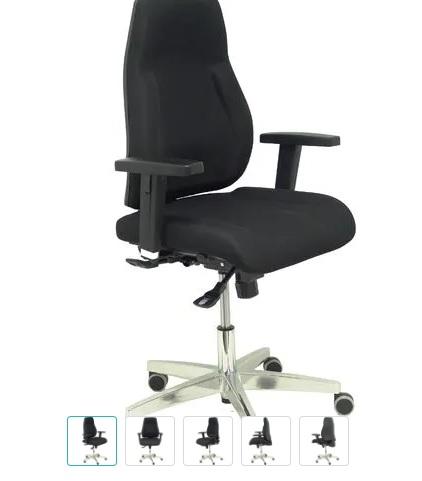 comprar silla alhambra negra precio barato online