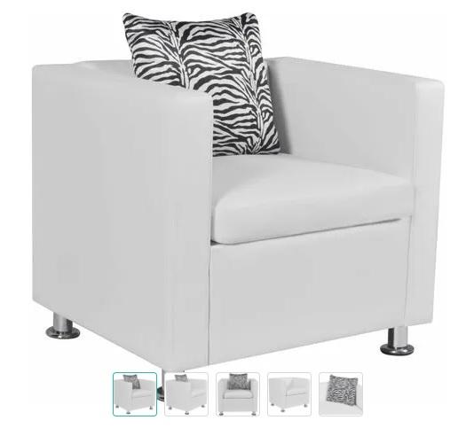 comprar sillon forma de cubo precio barato online
