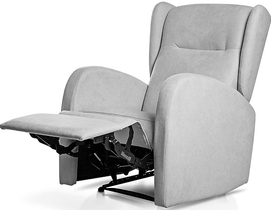 comprar sillon orejero reclinable precio barato online