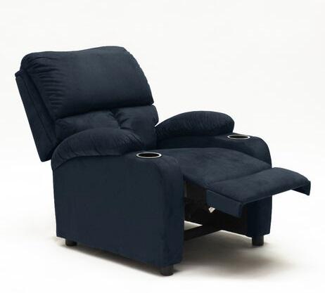 comprar sillon relax reclinable azul marino precio barato online