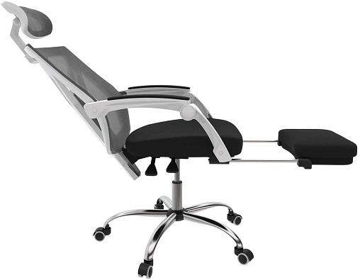 comprar silla oficina ergonomica respaldo alto precio barato online