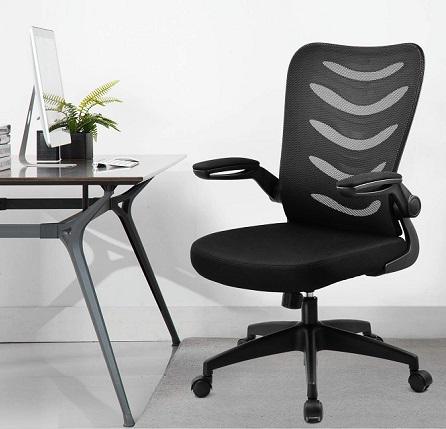comprar silla oficina respaldo de malla precio barato online