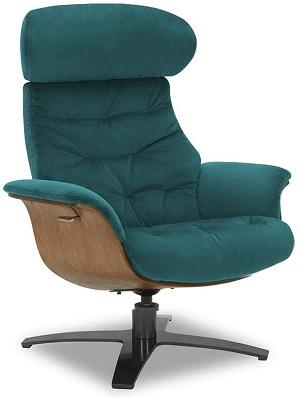 comprar silla relajacion terciopelo precio barato online