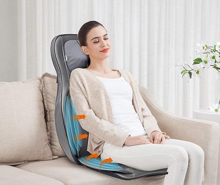 comprar comfier shiatsu masajeador precio barato online