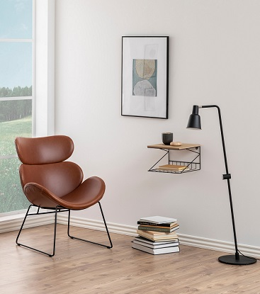 comprar sillon de cuero moderno precio barato online