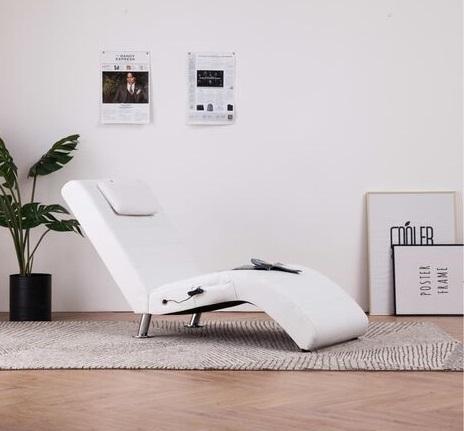 comprar divan de masaje blanco precio barato online