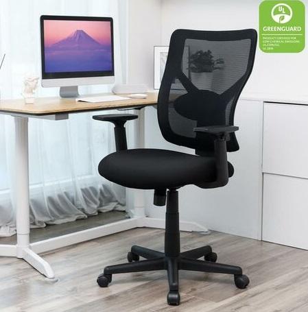 comprar silla oficina malla central precio barato online