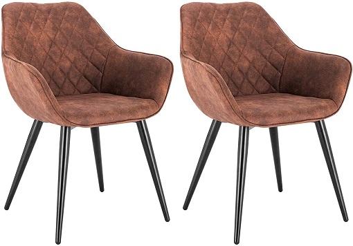 comprar sillas comedor nordicas tapizadas precio barato online