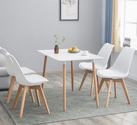 comprar sillas nordicas blancas precio barato online
