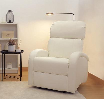 comprar sillon relax blanco astan hogar precio barato online