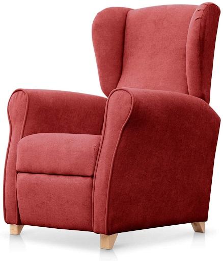 comprar sillon relax rojo precio barao online